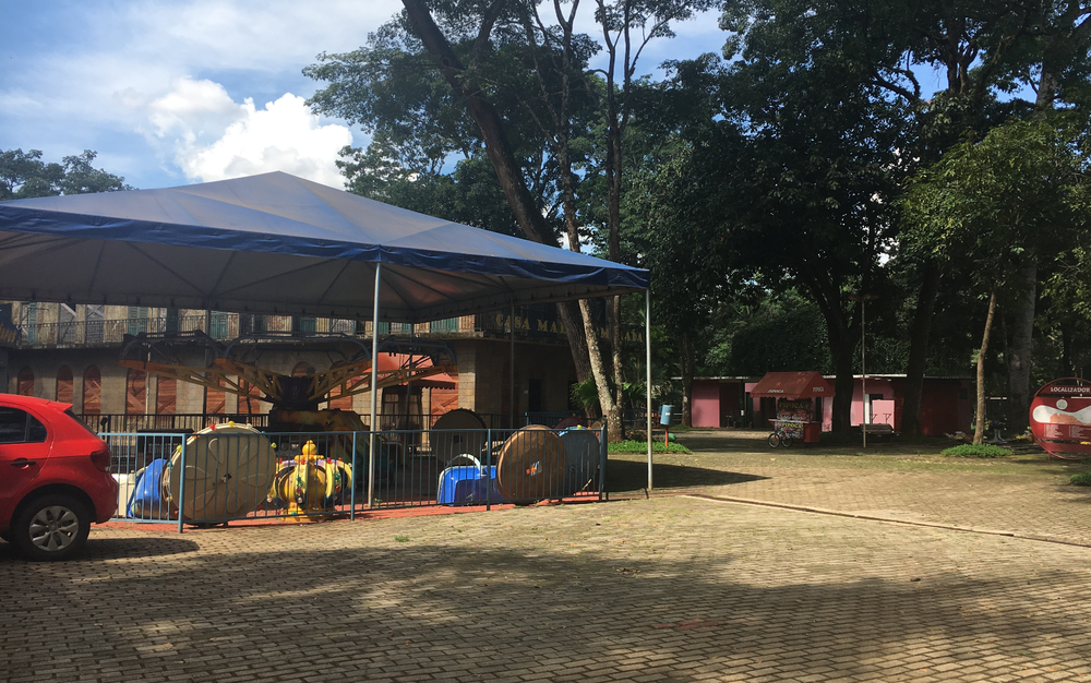 Agetul estima gastar R$ 300 mil com peças para reparar brinquedos do Parque Mutirama