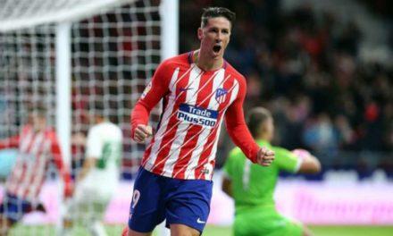 Em fim de contrato, Fernando Torres deve deixar o Atlético de Madrid