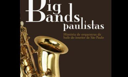 Livro Big Bands Paulistas das Edições Sesc destaca história da Orquestra Laércio de Franca