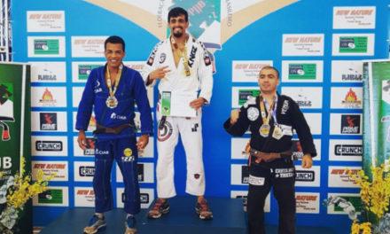 Campeonato Paranaense de Jiu-Jitsu inicia neste fim de semana