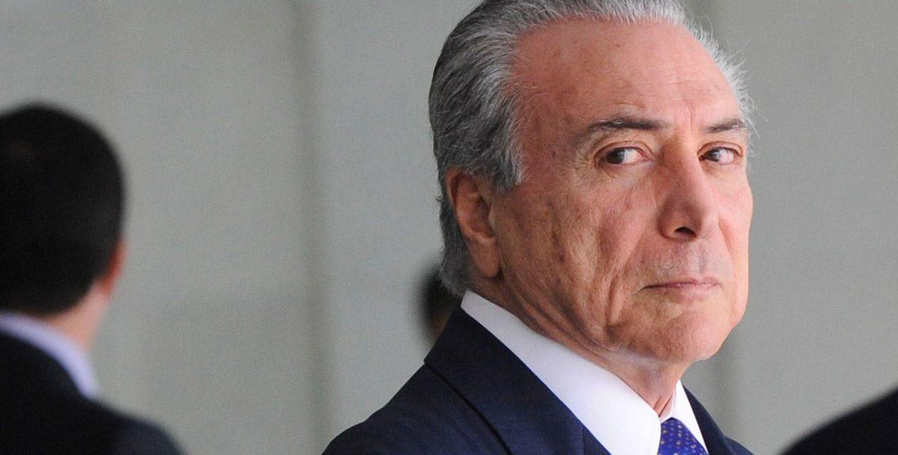 """Planalto aposta em candidatura de """"defesa do legado"""", mas rejeição a Temer emperra plano"""