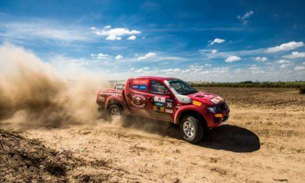 Primeira etapa da Mitsubishi Cup terá muita velocidade em canavial e ainda disputa de Rallycross