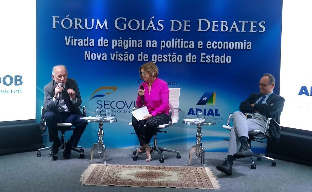 Secovi e Adial discutem cenário político e econômico do Brasil