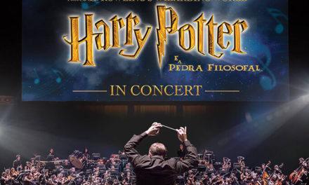 Sucesso em vendas, Harry Potter e a Pedra Filosofal In Concert muda de endereço