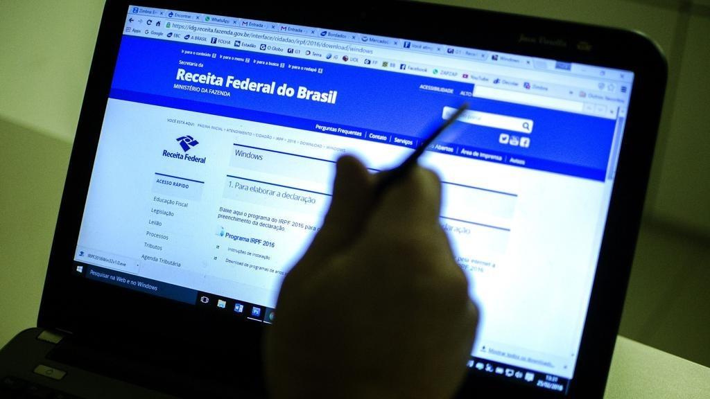 Receita recebeu 6,5 milhões de declaração do IR em quase um mês