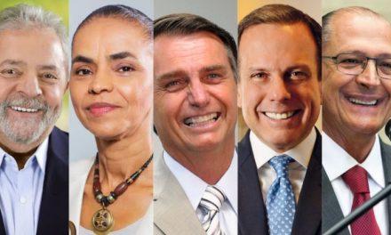 Datafolha: Lula perde fôlego; sem ele, Marina cresce e encosta em Bolsonaro