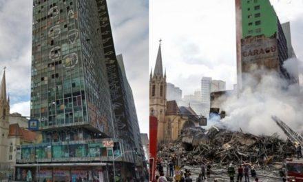Unifesp recusou em 2013 oferta da União de prédio que desabou após avaliação apontar problemas na estrutura