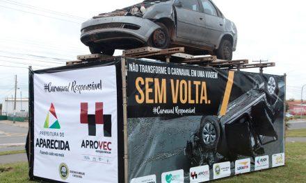 Campanhas educativas alertam motoristas para o período carnavalesco