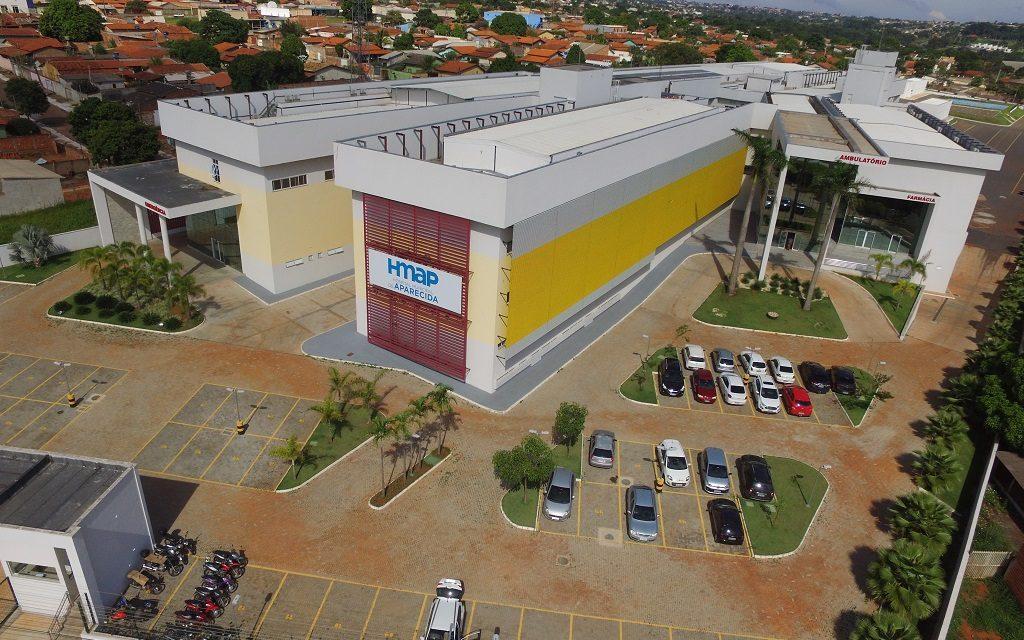 Hospital Municipal de Aparecida já realiza internações, exames e consultas
