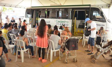 Prefeitura realiza mutirão do Cadastro Único em Aparecida de Goiânia