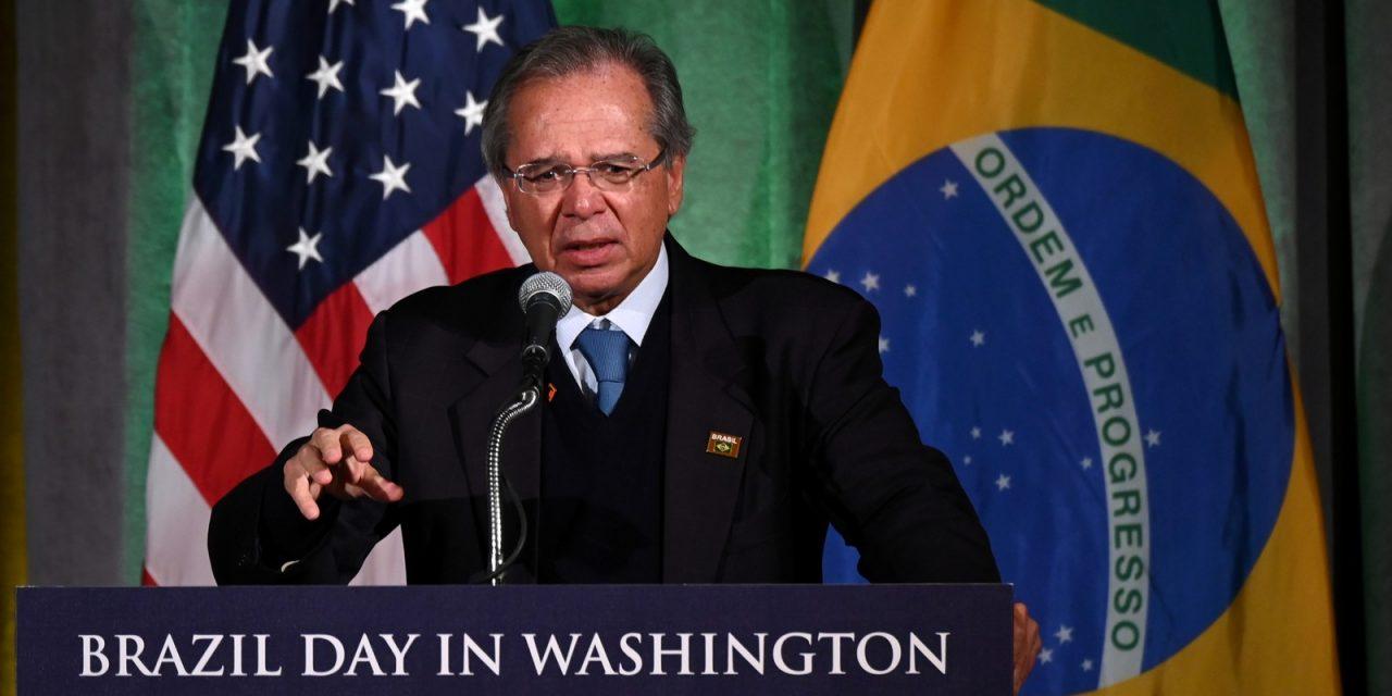 Em discurso nos EUA, Guedes defende abertura econômica e redução do Estado