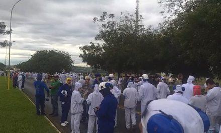 Vazamento de amônia em indústria de alimentos deixa funcionários intoxicados em Rio Verde