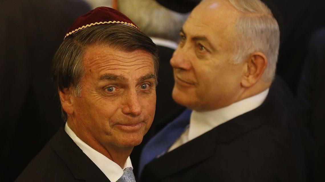 Presidente avalia abrir escritório de negócios em Jerusalém