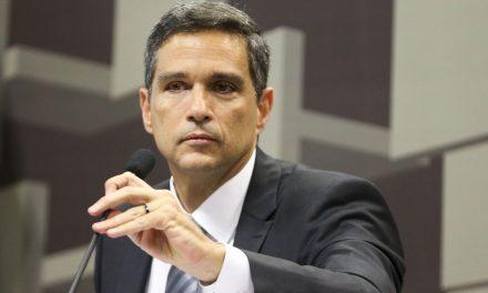 BC não está contente com nível de juros e spread, diz Campos Neto