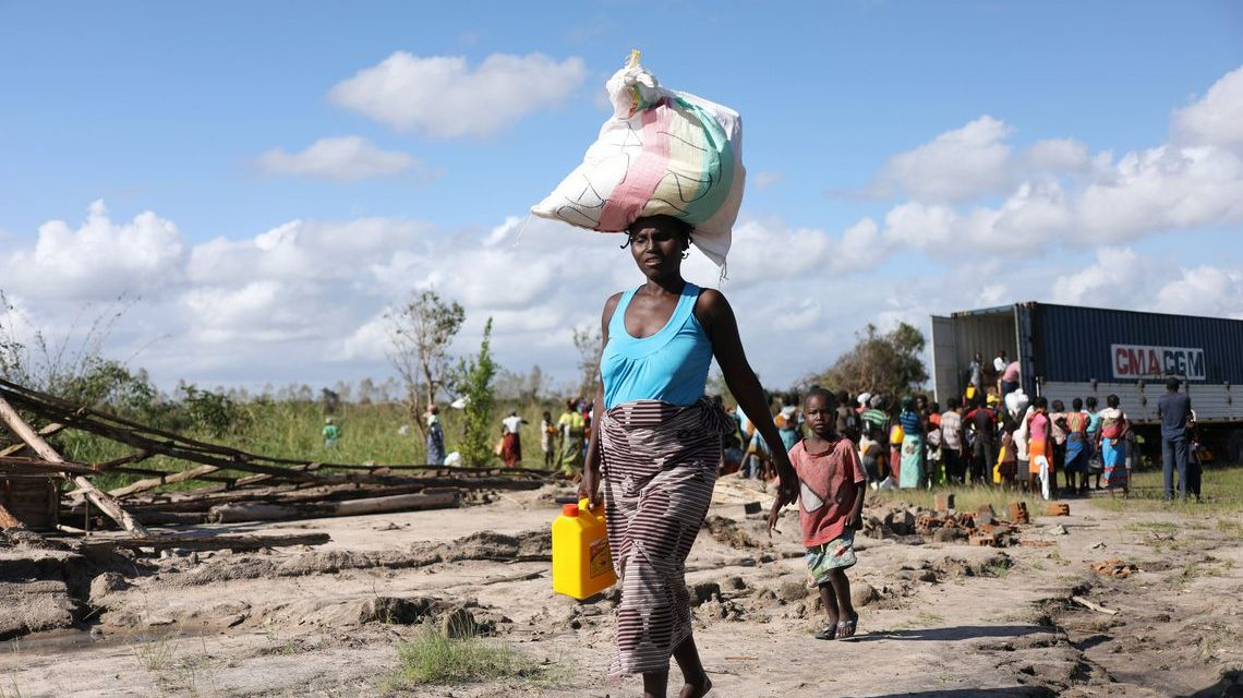 Brasil vai repassar 100 mil euros para ajudar Moçambique