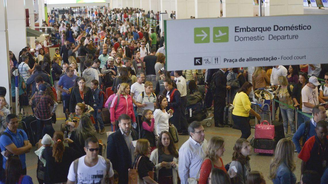 Anac: volta da franquia de bagagem pode afastar empresas low cost
