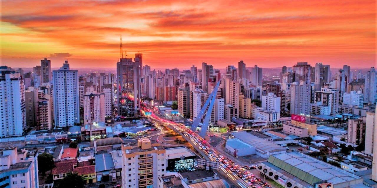 Goiânia está entre as 10 capitais brasileiras mais populares do Instagram