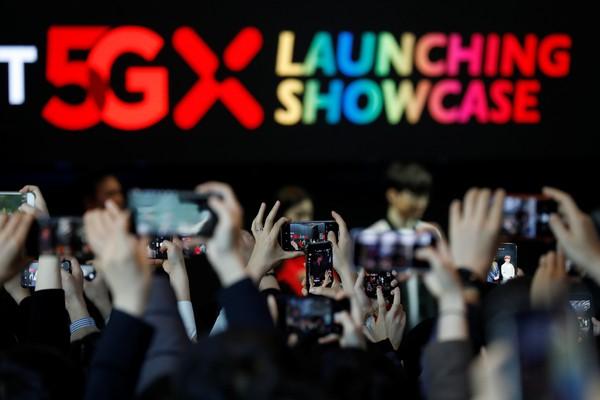 Coreia do Sul antecipa lançamento da rede 5G e é 1º país a oferecer a tecnologia