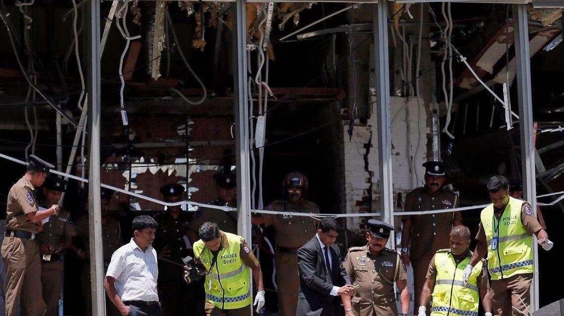 Terroristas do Sri Lanka são de família rica e boa educação