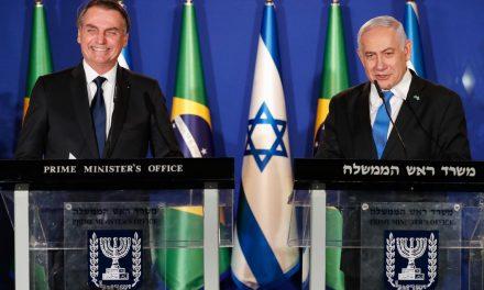Governo não descarta visita de Bolsonaro a territórios palestinos