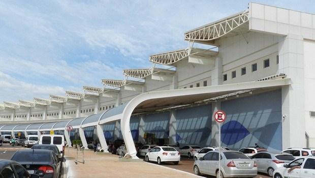 Aeroporto de Goiânia é bem avaliado em pesquisa feita pela Infraero