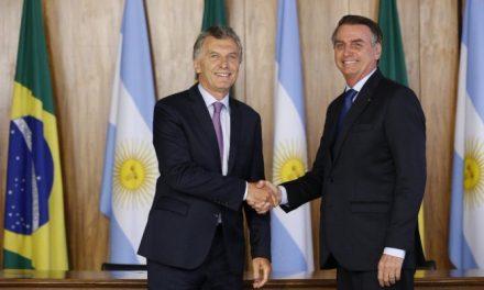 Brasil e Argentina miram em acordo com UE