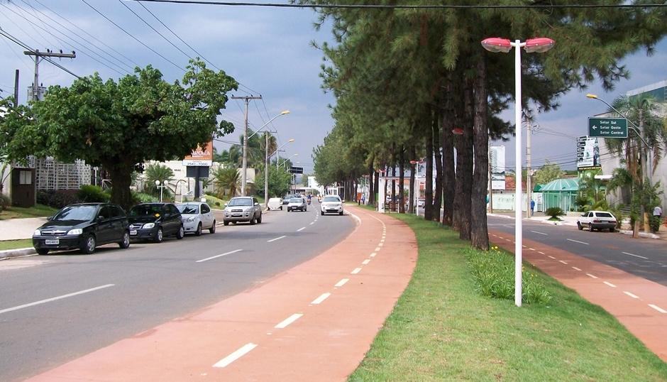 Excesso de velocidade provoca mudanças no trânsito da Avenida Ricardo Paranhos, em Goiânia