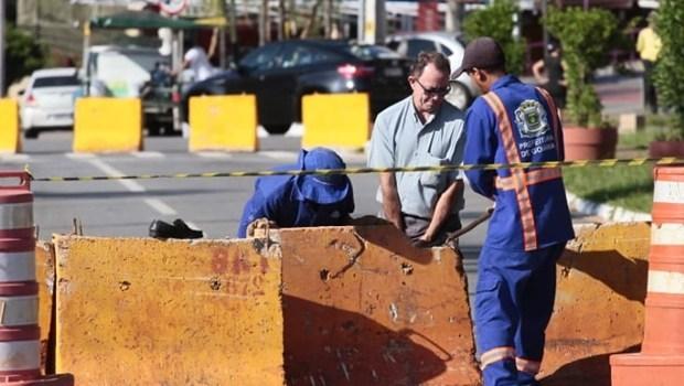 Construção da trincheira das avenidas 90 e 136 divide opiniões de especialistas, em Goiânia