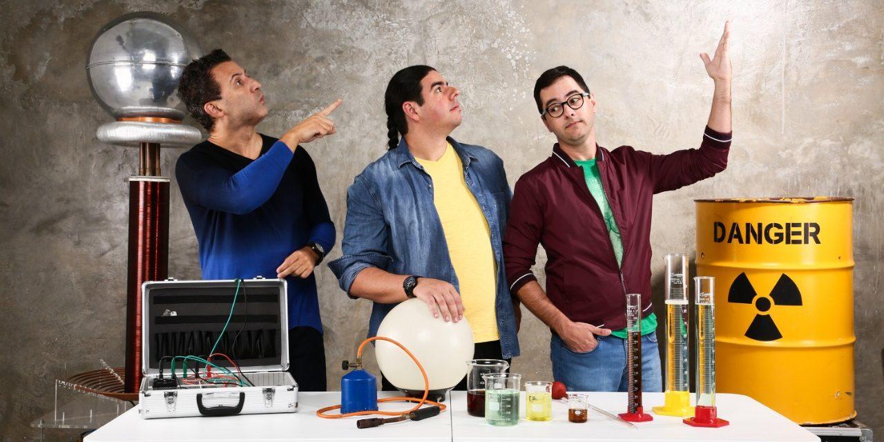Ciência em Show é uma das grandes atrações da 6ª edição do Sesc Geek, em Goiânia