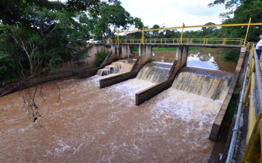 Governo assina decreto de alerta hídrico na Região Metropolitana de Goiânia