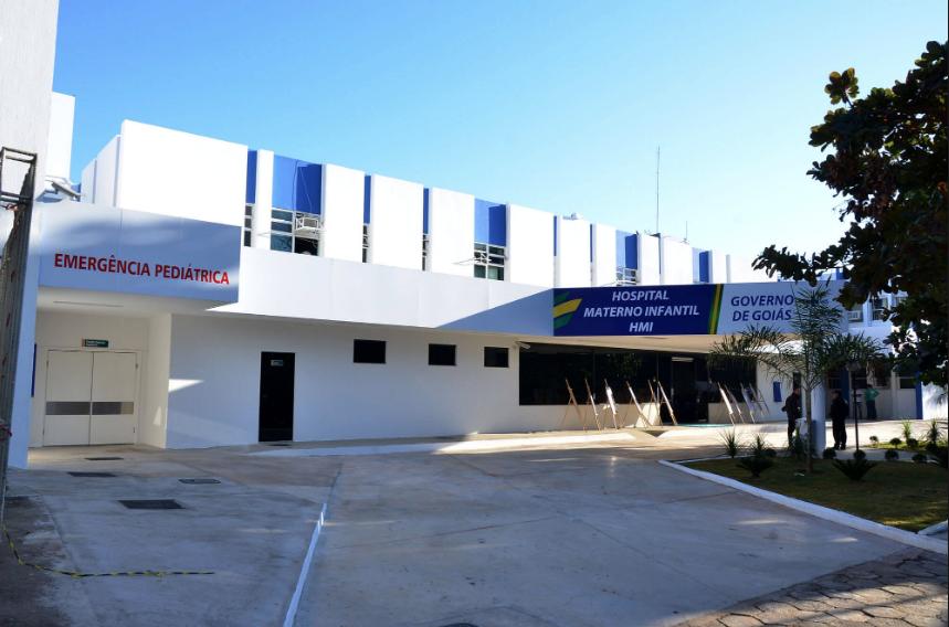 Hospital Materno Infantil será interditado e não poderá receber novos pacientes