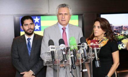 """""""Não podem penalizar crianças"""", diz Caiado sobre greve da Educação"""