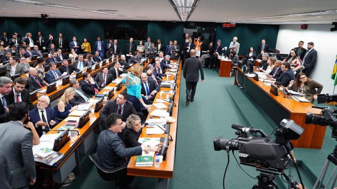 CCJ marca votação da reforma da Previdência para a manhã desta quarta