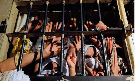 Goiás tem 22 mil presos em cadeias com capacidade máxima para 10 mil, revela Monitor da Violência