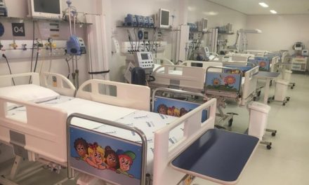 Caiado inaugura leitos pediátricos no Hugol para desafogar Materno Infantil