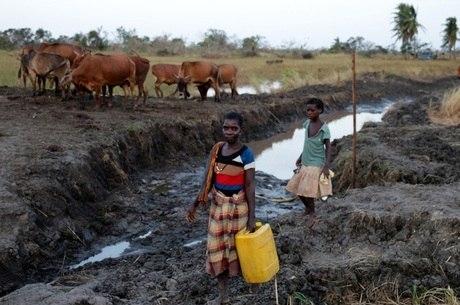 Moçambique registra 518 mortos e 517 casos de cólera devido a ciclone