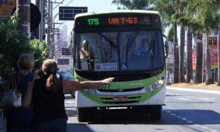 Sobe para R$ 4,30 passagem do transporte coletivo, em Goiânia