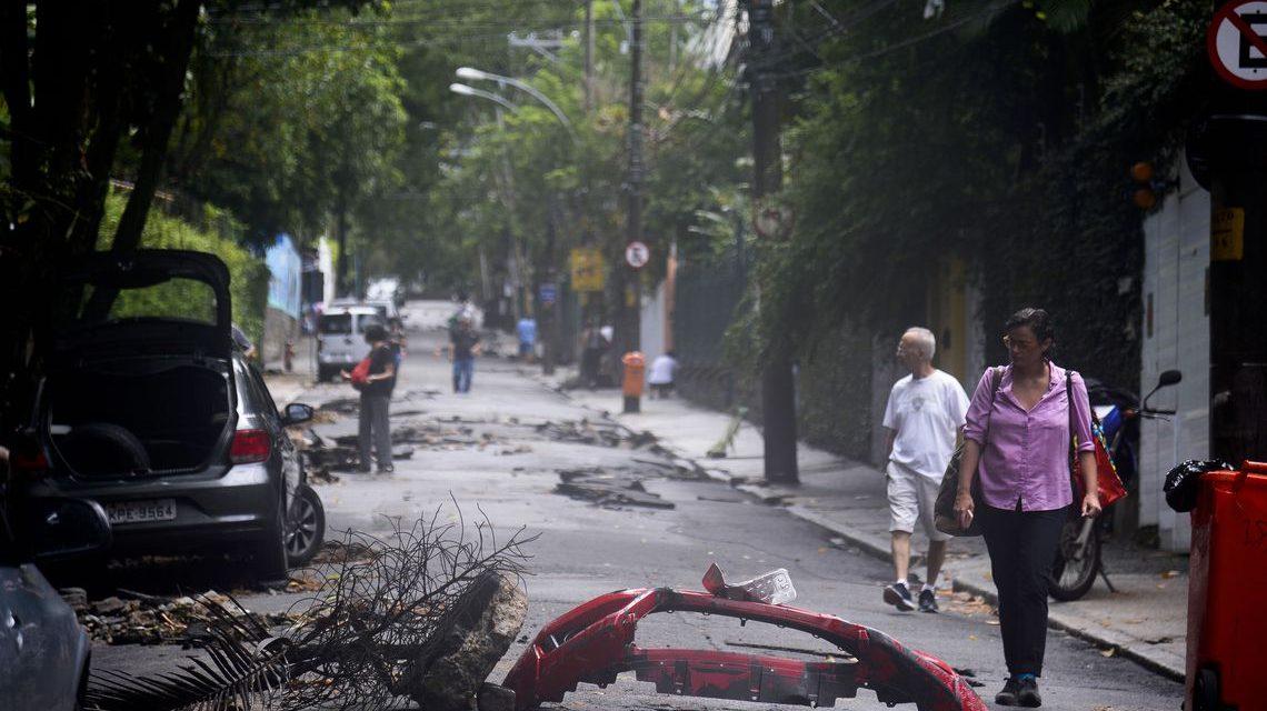Prefeitura do Rio decreta estado de calamidade pública
