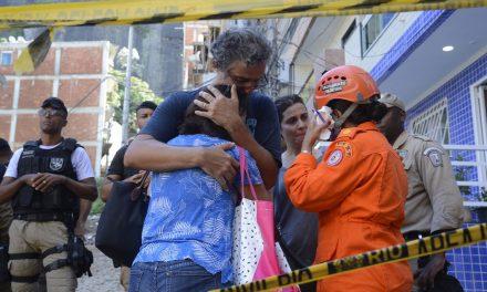 RJ: Sobe para 11 o número de mortos na tragédia em Muzema