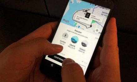 Uber Juntos começa a funcionar em Goiânia para todos usuários