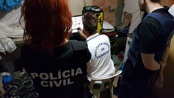 Em três anos, operação contra pedofilia no Brasil prende mais de 500 pessoas