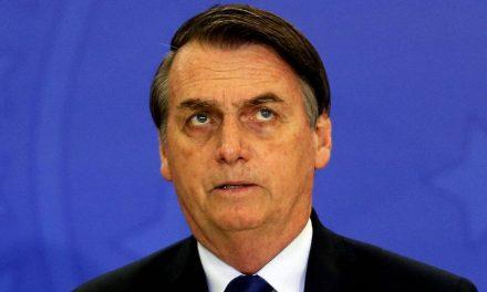 'Não nasci para ser presidente, nasci para ser militar', diz Bolsonaro