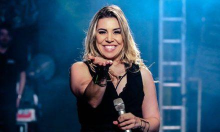 Naiara Azevedo promete 'surpresa' para este sábado no Aparecida é Show