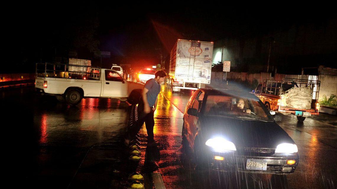 Forte terremoto atinge El Salvador