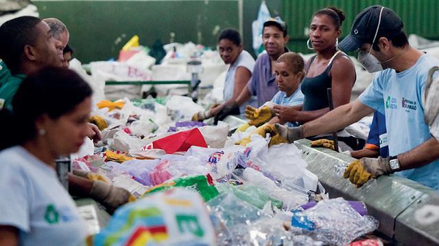 Governo vai lançar linha de crédito de R$ 750 milhões para ações de reciclagem