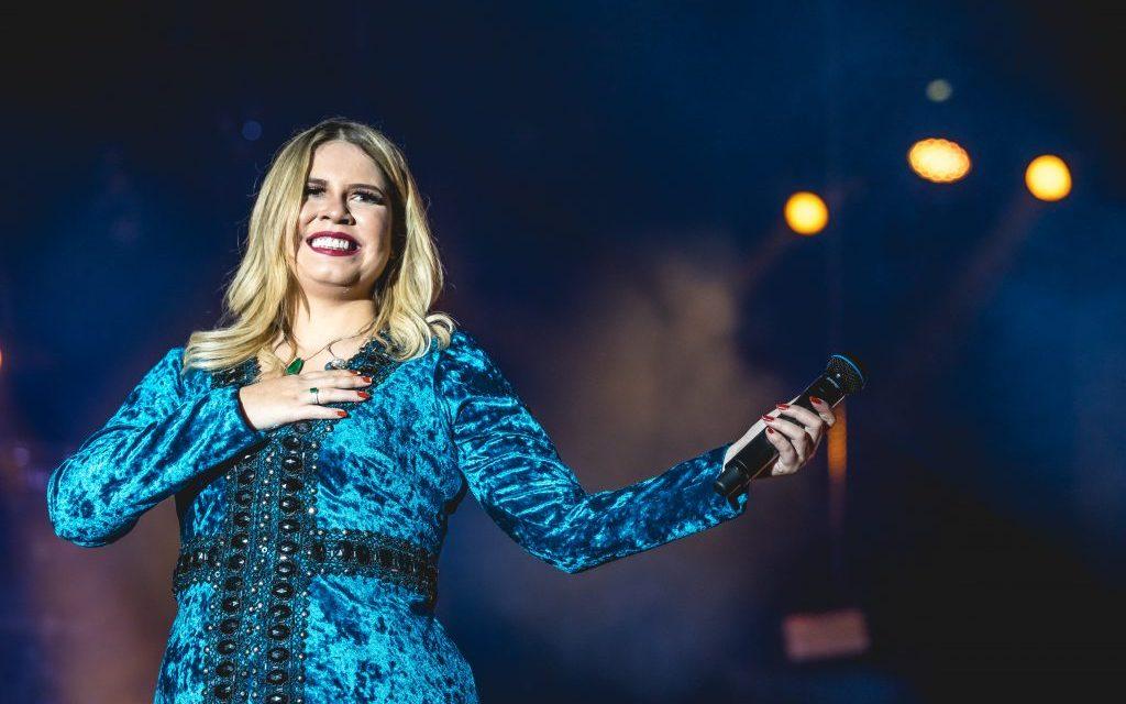 Marília Mendonça lança hoje a turnê 'Todos os Cantos', na Pecuária de Goiânia