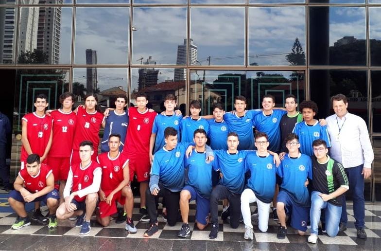 Alunos do Sesc Cidadania se destacam nos Jogos Estudantis do Estado de Goiás