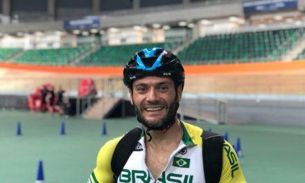 Goiano conquista duas medalhas na Copa do Mundo de Paraciclismo na Itália
