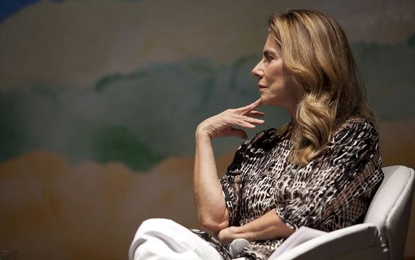 Evento gratuito sobre saúde física e mental tem palestras com a atriz e escritora Maitê Proença, em Goiânia