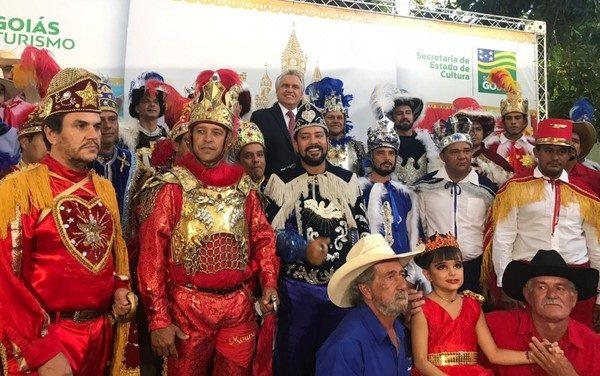 Governo lança Cavalhadas de Goiás 2019